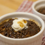 Sticky Dates and Toffee Pudding