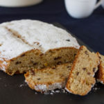 Classical Christmas Stollen