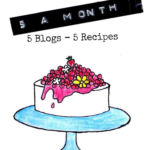 5 a Month:  A baking challenge amongst friends