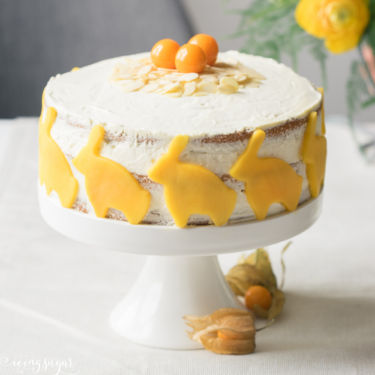 Exotic Easter Cake (icing-sugar.com)